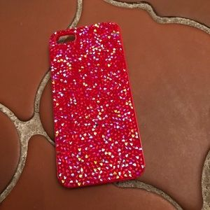 Red iPhone 5/SE Case